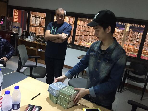 点赞!!阿根廷华人社团维权赢得了胜利,受伤瘫痪华商获赔现金150万比索!